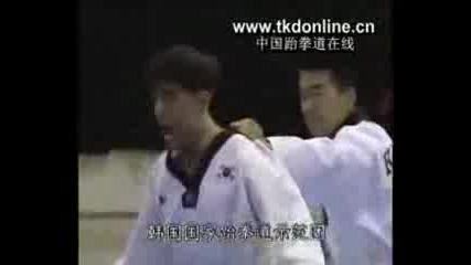 Taekwondo Умения