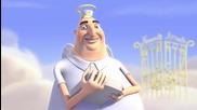 Heavenly Appeals ( Небесенo Обжалване ) Short Animation