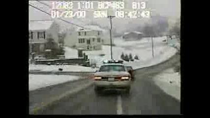 Полиция в акция - 112