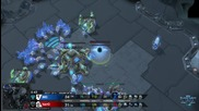 Mc vs. Hero - (pvp) - Game 2 - Ro16 - Wcs Global Finals 2014 - Starcraft 2 (hd)