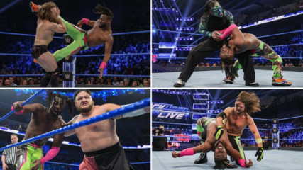 Resultados de Raw y SmackDown LIVE: WWE Ahora, Feb 14, 2019