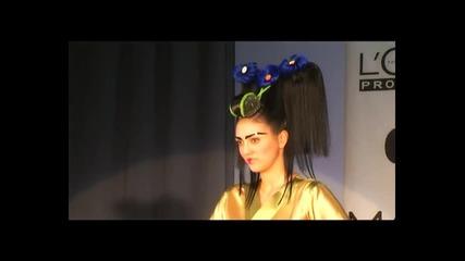 Модно Ревю на Лореал с участието на Филип Аврамов