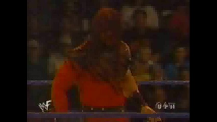 Wwf 9.23.1999 Triple H Vs Kane An Inferno Match
