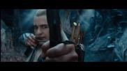 Хобит - Пущинакът на Смог ! Първи официален трейлър с Бг превод !