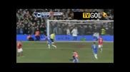 Челси обърна Юнайтед в дербито на Англия след супер обрат с 2:1