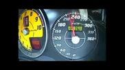 340 kmh en Ferrari 430 Scuderia Novitecrosso