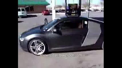 Audi R8 Супер Кола