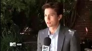 Jackson Rathbone Recalls A 'fulfilling Moment' In 'breaking Dawn'