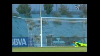 Rm Castilla 7 - 1 Deportivo B