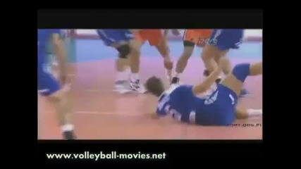 165 Volleyball Digs in 3 minutes
