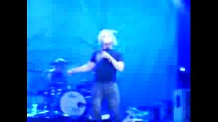 The Rasmus In Bg - No Fear Live