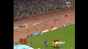 Лека Атлетика - Пекин 2008 - 4x100м - Ямайка - 37.10 WR