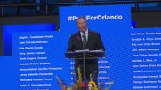 USA: Orlando Mayor leads mass prayer for shooting victims