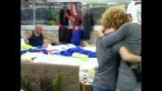 Люси и Ками танцуват валс - Vip Brother 1.11.2012