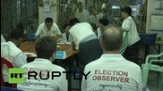 Myanmar: Votes being counted in historic first national election
