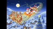 Весела Коледа с Мики Маус и Мечо Пух!!!!!