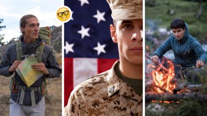 Оцеляване и в най-тежките ситуации! 5 съвета от военноморските сили на САЩ