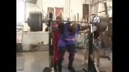 Squat Of Ronnie Coleman