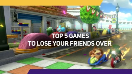 5 Games You Will Lose Friends Over