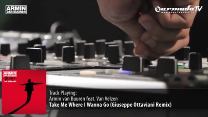 [превод] Armin van Buuren feat. Van Velzen - Take Me Where I Wanna Go (giuseppe Ottaviani Remix)