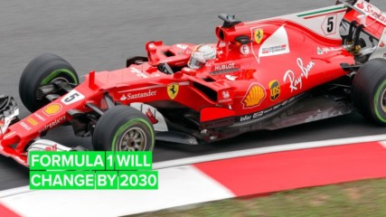 Here's how Formula 1 will pull off their sustainability plan