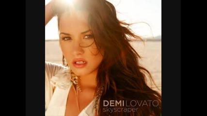 + Превод !!! Н О В О !!! Цялата Песен !!! Demi Lovato- Skyscraper