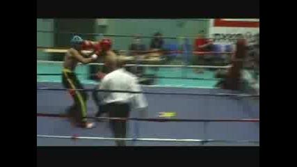 kick boxing Христо Манов Ск Аякс Бургас