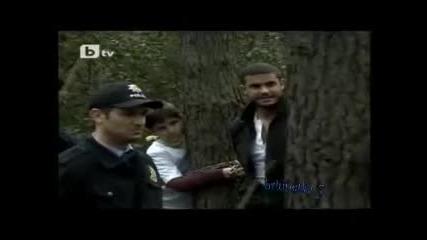 Текин ,метин и Тунч-акция за дърветата