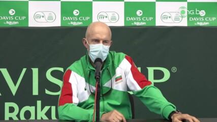 Теодор Бачев: Не очаквам лесни мачове с Мексико