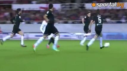 Севиля - Реал Сосиедад 1-0 02.03.2014