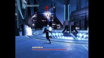Spider-man Shattered Dimensions -  vs Hobgoblin