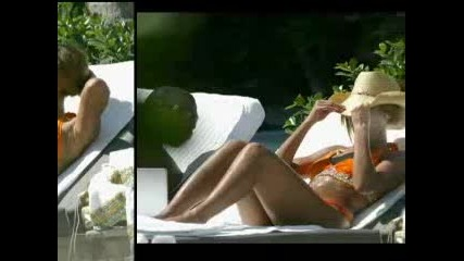 Beyonce По Бански(www.paparzzi-eye.com)