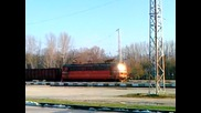 Товарен влак на Бдж