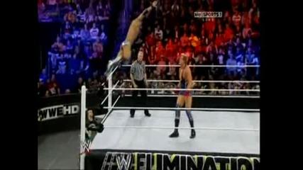 Wwe Elimination Chamber 2012 - Jack Swagger vs Justin Gabriel (united States Championship)