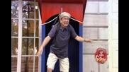 Закачи човека на закачалката Скрита Камеra голям смях !!!