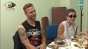 Ерсин Мустафов посреща гости - Черешката на тортата (07.09.2018)