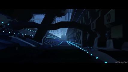 Създаване на Sci Fi сцена