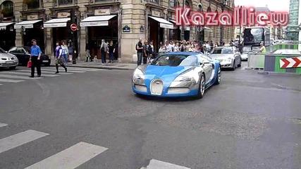 Истинско удоволствие да я видиш - Bugatti Veyron