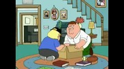 Family Guy s 3 ep 11 - Emission Impossible New (eng audio)
