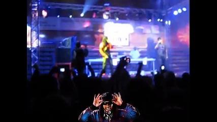 Lil Jon In Sofia Live Part 2