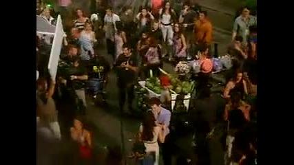 Robert Pattinson & Kristen Stewart in Brazil 2