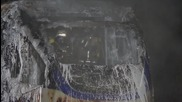 Germany: Berlin train goes up in flames