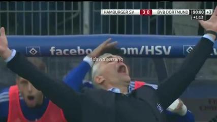 Невероятното изпълнение за 3-0 срещу Борусия Дортмунд!