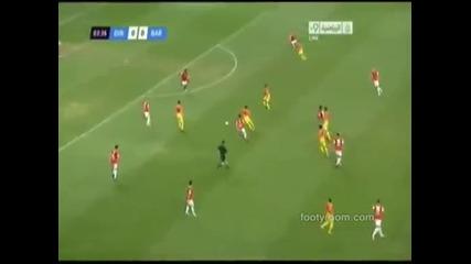 Динамо Бх - Барселона 0:2