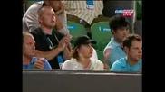 Australian Open 2008 : Федерер - Типсаревич