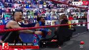 Top 10 Mejores Momentos de RAW: WWE Top 10, Abr 26, 2021