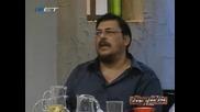 Страхотна Гръцка балада Dimitris Mitropanos-Roza- Live. Превод