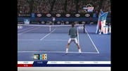 Класиката Федерер срещу Надал на полуфинала в Мелбърн