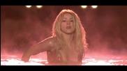 Испанска/ Shakira - Nunca Me Acuerdo de Olvidarte (official video) + Превод