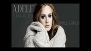 « Превод и Текст » Adele - Take It All
